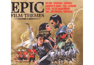 VARIOUS - Epic Film Themes - (CD)