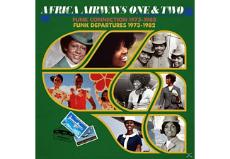 VARIOUS - Funk Connection '73-'80/Funk Departures '73-'82 [CD]