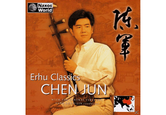 Chen Jun - Erhu Classics - (CD)