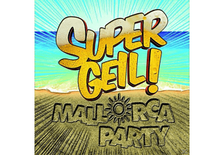 VARIOUS - Supergeil !-Mallorca Party - (CD)