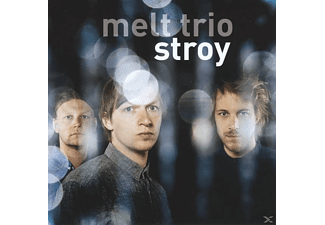 Melt Trio (Meyer/Baumgärtner/Meyer) - Stroy [CD]