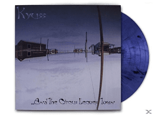 Kyuss - ..And The Circus Leaves Town (Blue/ [Vinyl]