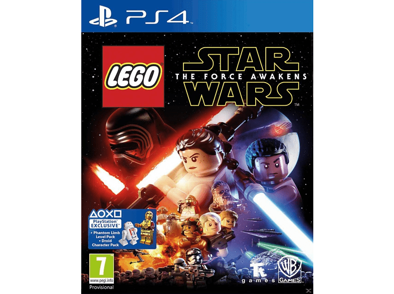 LEGO Star Wars: The Force Awakens PlayStation 4 gaming   offline sony ps4 παιχνίδια ps4 gaming games ps4 games
