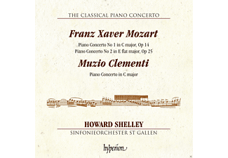 Sinfonieorchester St Gallen, Shelley Howard - The Classical Piano Concerto Vol.3 - (CD)