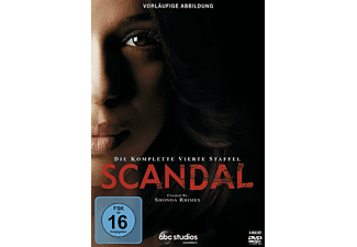Scandal - Staffel 4 - (DVD)