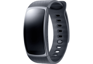 SAMSUNG Galaxy Gear Fit 2 R3600 Large - Svart