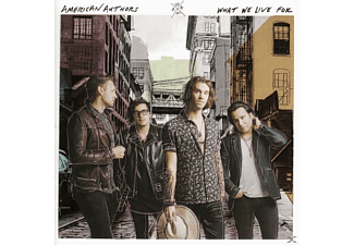 American Authors - What We Live For - (CD)