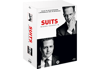 Suits - Seizoen 1-5 | DVD