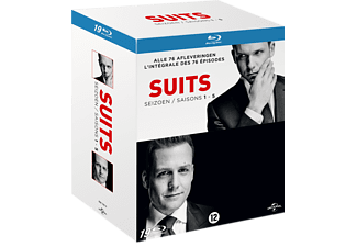 Suits - Seizoen 1-5 | Blu-ray