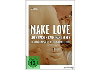 Make Love - Staffel 4 [DVD]