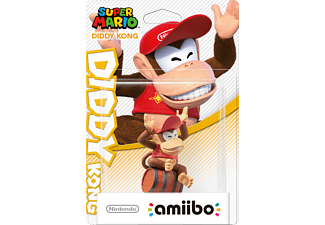 AMIIBO Diddy Kong - amiibo Super Mario Collection Spielfigur