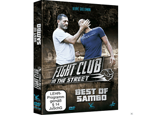 Fight Club Best of Sambo - (DVD)