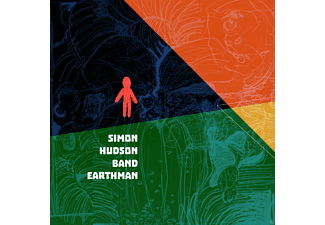 Simon Hudson - Earthman - (CD)