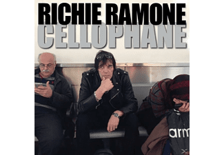 Richie Ramone - Cellophane [CD]