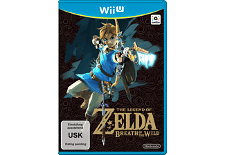 The Legend of Zelda: Breath of the Wild [Nintendo Wii U]