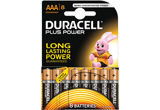 DURACELL Plus Power AAA 8-pack