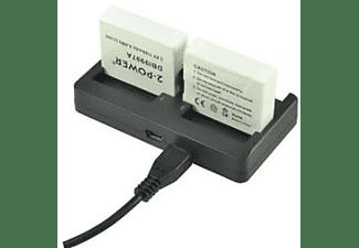 DURACELL Duolader + 2 Batterijen