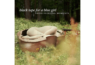 Black Tape For A Blue Girl - These Fleeting Moments [CD]