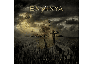 Envinya - The Harvester - (CD)
