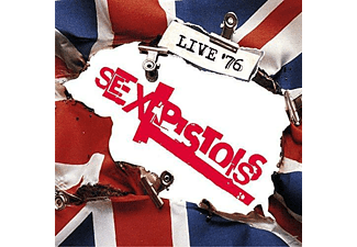 The Sex Pistols - Live 76 (Ltd.Edt.) [CD]