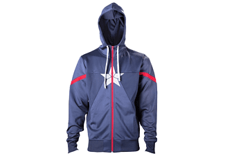 Captain America Hoodie -XXL- Civil War