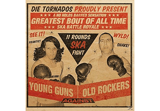 The Tornados - Young Guns Against Old Rockers (Ltd.Gatefold/Bl [Vinyl]