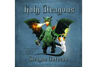 Holy Dragons - Dragon Inferno - (CD)