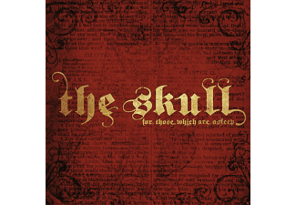 Skull - For Those Which Are Asleep (Gold Vinyl) - (Vinyl)