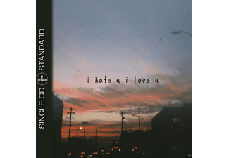 Gnash, Olivia O'Brien - I Hate U, I Love U [5 Zoll Single CD (2-Track)]