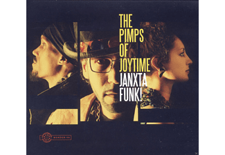 The Pimps Of Joytime - Janxta Funk! - (CD)