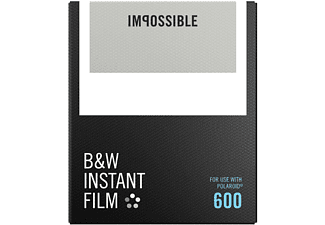 IMPOSSIBLE B&W Instant Film 600