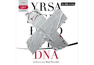 Yrsa Sigurdardottir - DNA [Krimi/Thriller, MP3-CD]