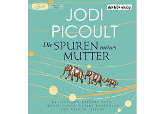 Die Spuren meiner Mutter - (MP3-CD)