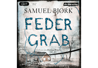 Samuel Bjørk - Federgrab [Thriller, MP3-CD]