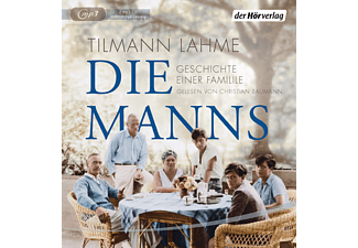 Die Manns - (MP3-CD)