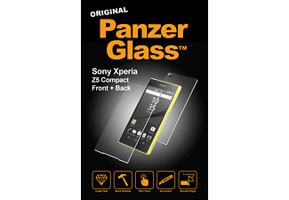 PANZERGLASS Xperia Z5 Compact Front + Back