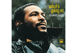Marvin Gaye - What's Going On (Limited 4LP Deluxe Edition) - (Vinyl)