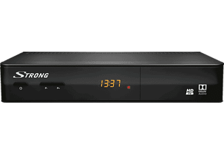 STRONG SRT 8210 T2-Receiver, Schwarz