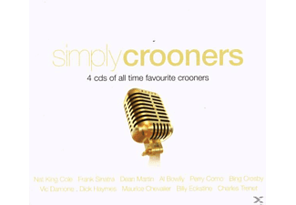 VARIOUS - Simply Crooners - (CD)