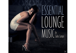 Carlos Campos & Friends - Essential Lounge Music - (CD)