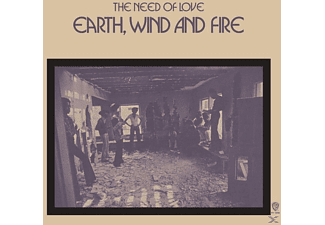 Earth, Wind & Fire - The Need Of Love - (Vinyl)
