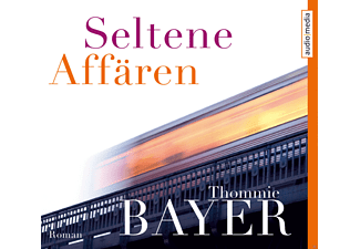 August Zirner - Seltene Affären - (CD)