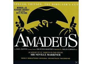 The Original Soundtrack, OST/VARIOUS - Amadeus - (CD)