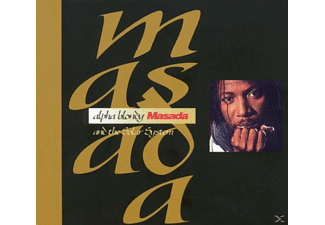 Alpha Blondy - Masada - (CD)