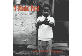 T-model Ford - Pee Wee Get My Gun - (Vinyl)