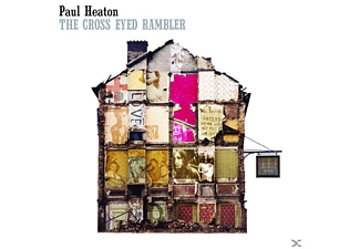 Paul Heaton - The Cross Eyed Rambler [CD]