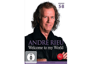 André Rieu;VARIOUS -  Welcome To My World [DVD]