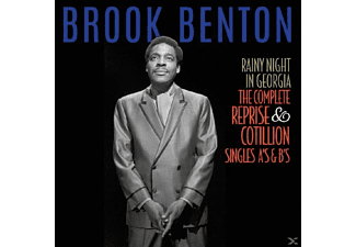Brook Benton - Rainy Night In Georgia - (CD)