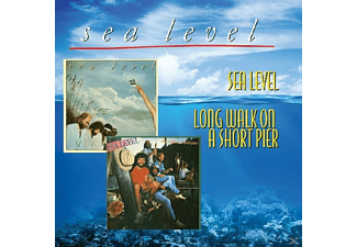 Sea Level - Sea Level/Long Walk On A Short Pier - (CD)