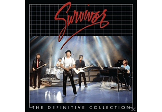 Survivor - Definitive Colection - (CD)